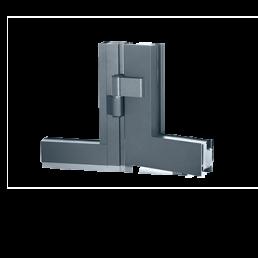 T30 Brandschutzsystem mit Glas- oder Paneelfüllungen