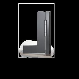 T60/F60 Aluminium-Strangpressprofile in Eloxalqualität